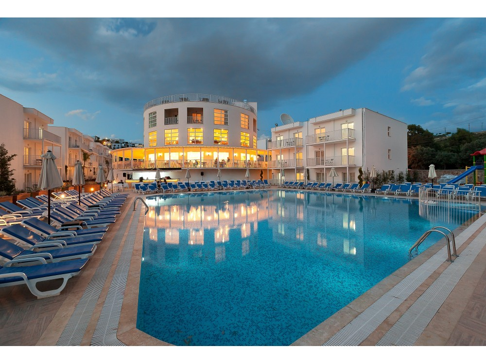 Bodrum Beach Resort Otel 00004