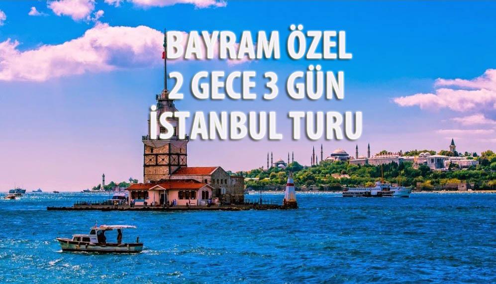 ramazan bayramı ankaradan çıkışlı istanbul adalar saraylar şile ağva turu