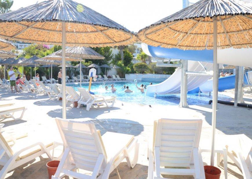 Bodrum Rexene Resort Otel00026