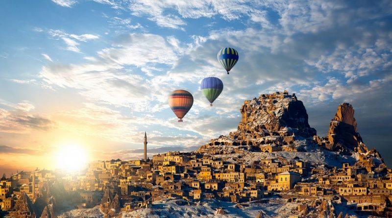 İstanbuldan Kapadokya turu