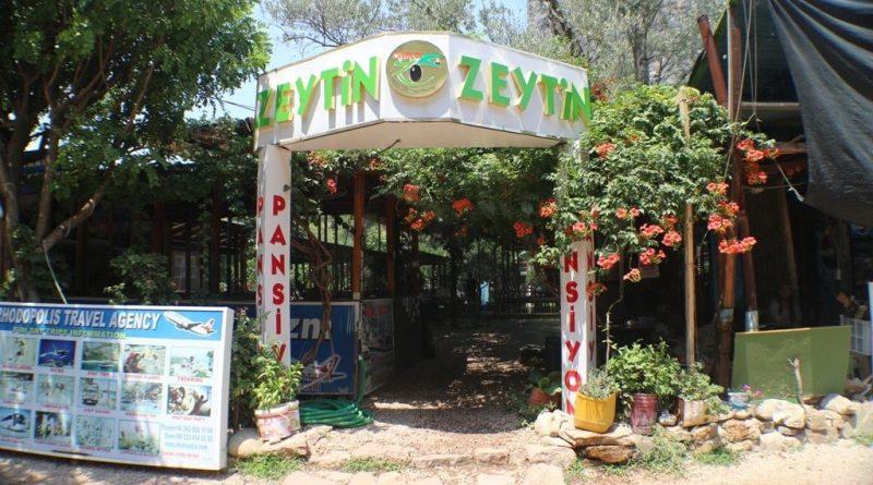Olympos Zeytin Pansiyon
