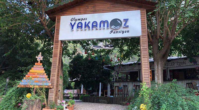 Olimpos Yakamoz Pansiyon