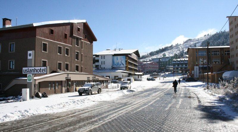 Uslan Otel Uludağ