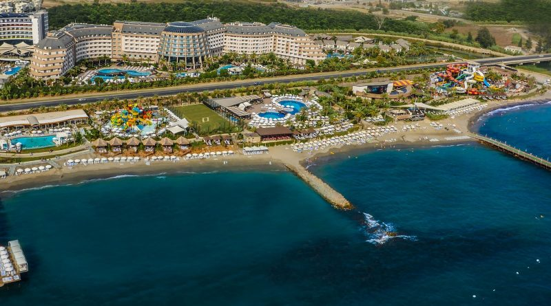 Long Beach Resort Hotel Alanya