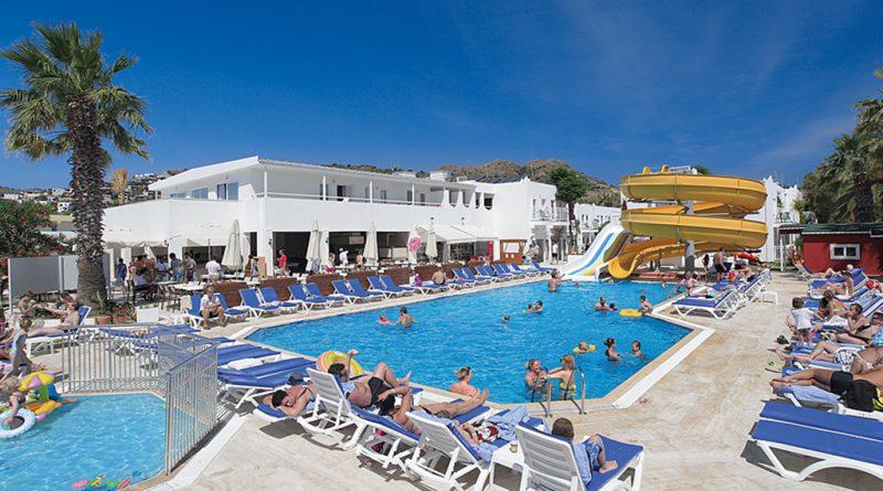 Bodrum Petunya Beach Resort