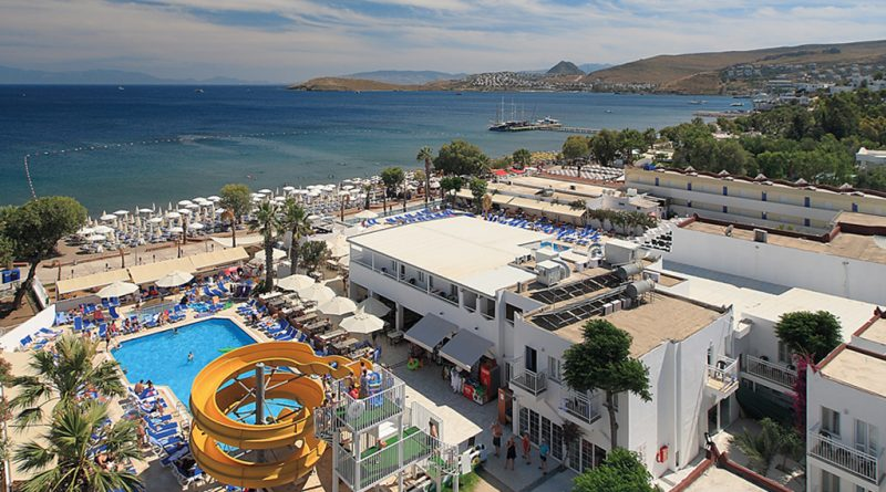 Bodrum Petunya Beach Resort