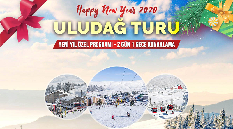Yılbaşı Ankara Çıkışlı Bursa Uludağ Turu