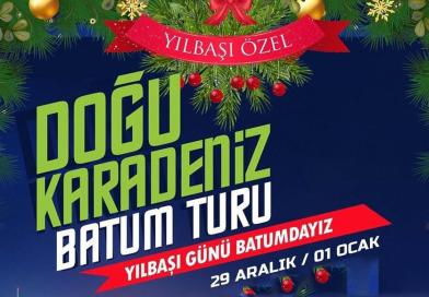 Yılbaşı Batum Turu