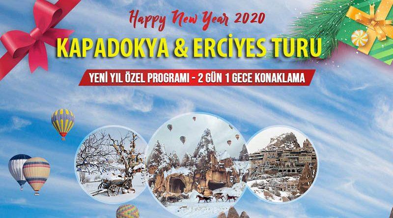 Yılbaşı Ankara Çıkışlı Kapadokya Erciyes Turu