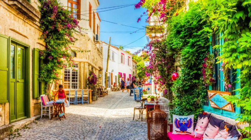 İzmir Alaçatı Efes Turu