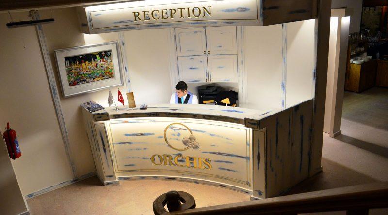 Orchis Otel Ayvalık